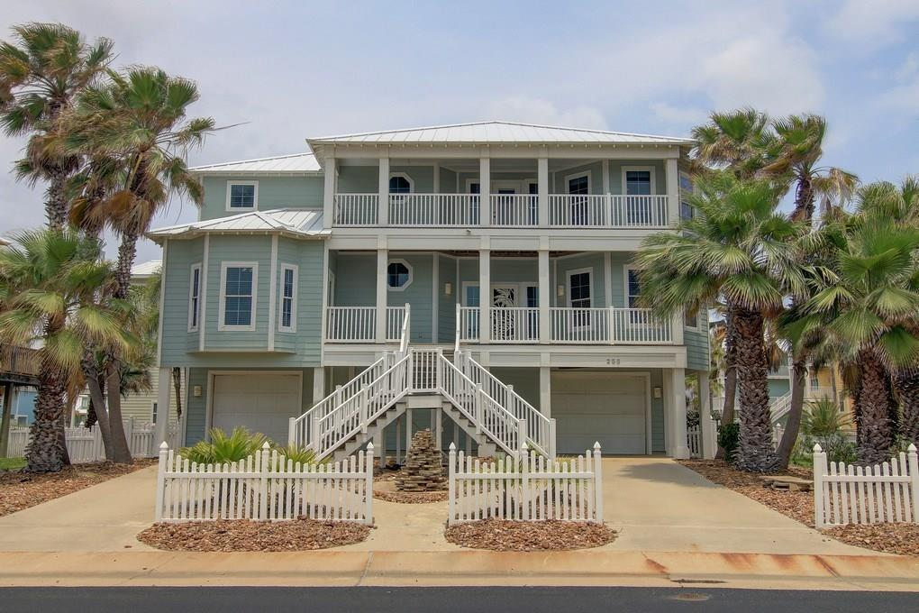 255 Keewaydin Lane, Port Aransas, TX 78373