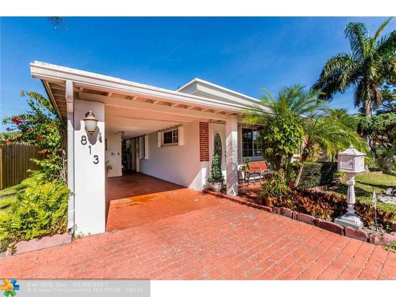 813 NE 20th Dr, Wilton Manors, FL 33305