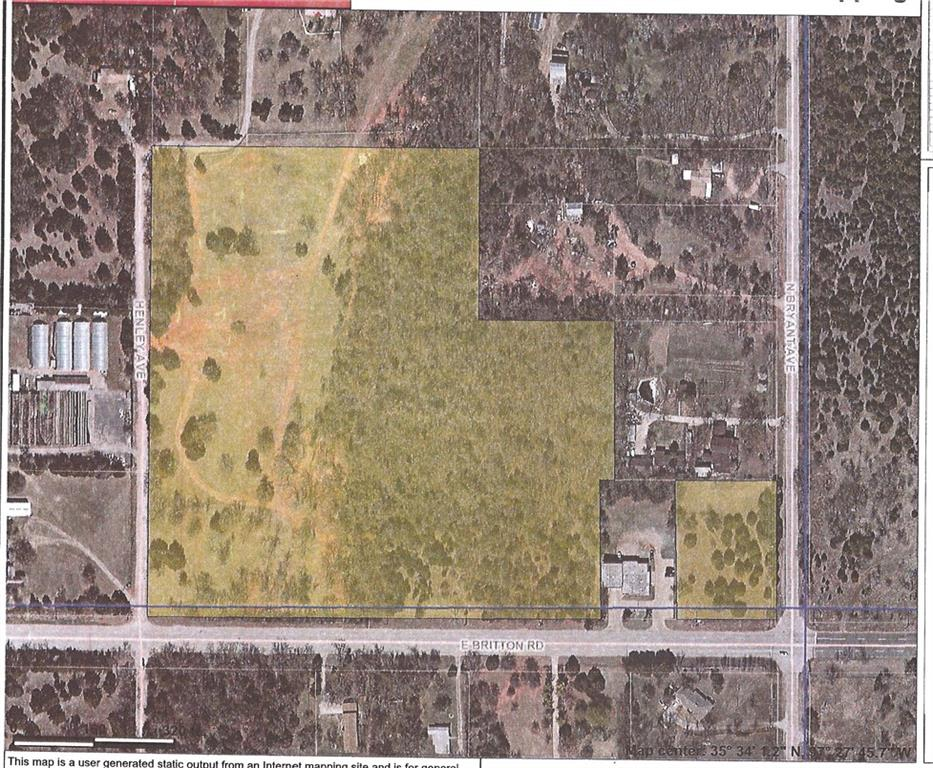 2941 E Britton Tract 5 Road, Oklahoma City, OK 73131