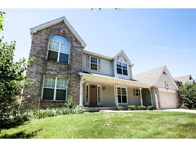 16218 Wilson View Estates Drive, Chesterfield, MO 63005