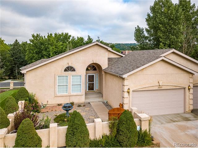 3640 Masters Drive, Colorado Springs, CO 80907