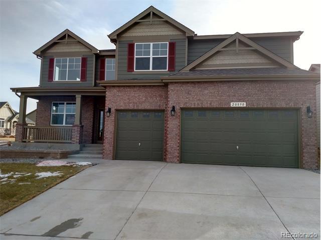 20890 Park Hollow Drive, Parker, CO 80138