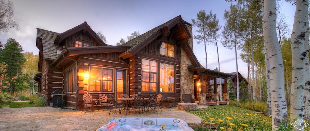442 Strawberry Park Road, Beaver Creek, CO 81620