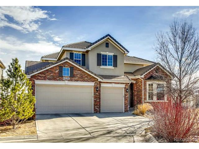 6096 S Paris Street, Greenwood Village, CO 80111