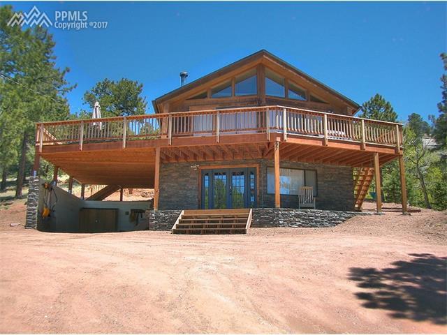 331 Copper Mountain Drive, Cripple Creek, CO 80813