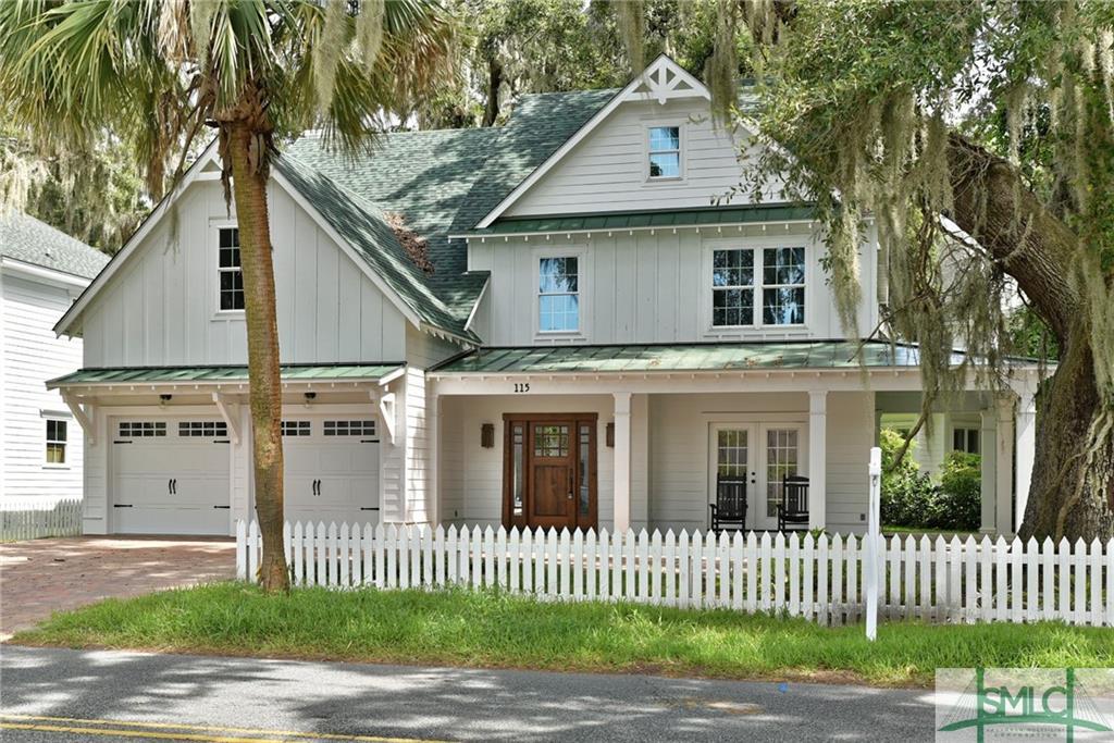 115 Parkersburg Road, Savannah, GA 31406
