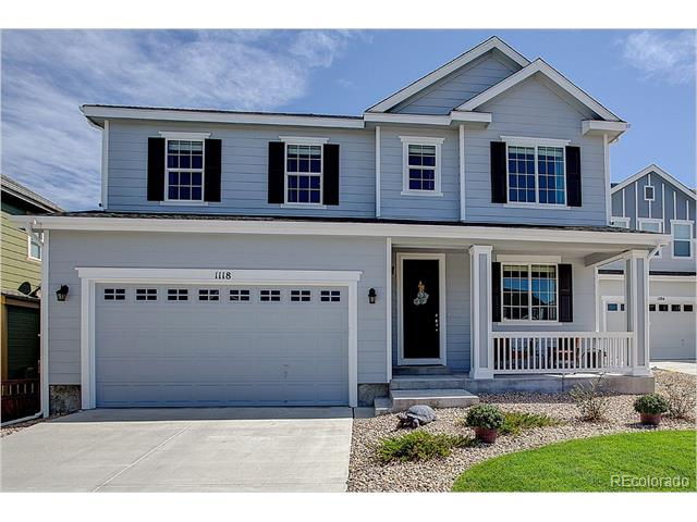 1118 Raindrop Way, Castle Rock, CO 80109