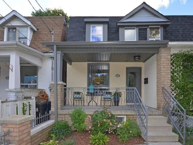 40 Pelham Ave, Toronto, ON M6N 1A6