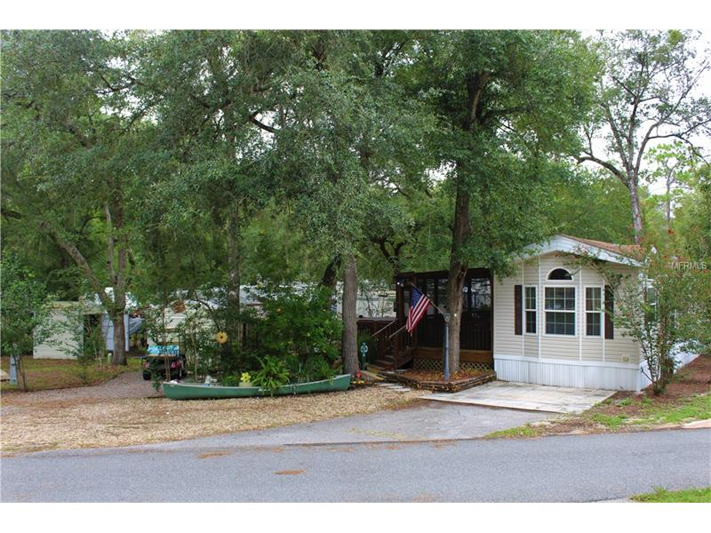 25237 143RD STREET, SALT SPRINGS, FL 32134