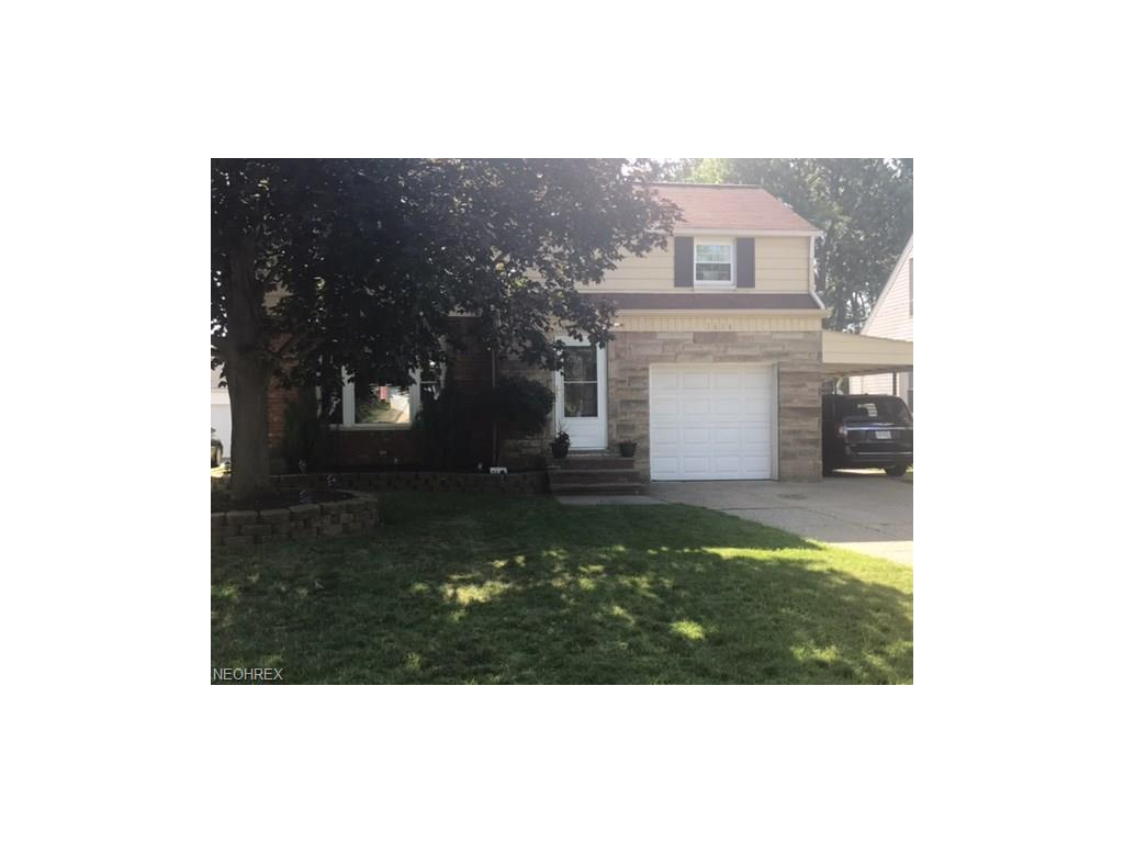 1686 Longwood Dr, Mayfield Heights, OH 44124