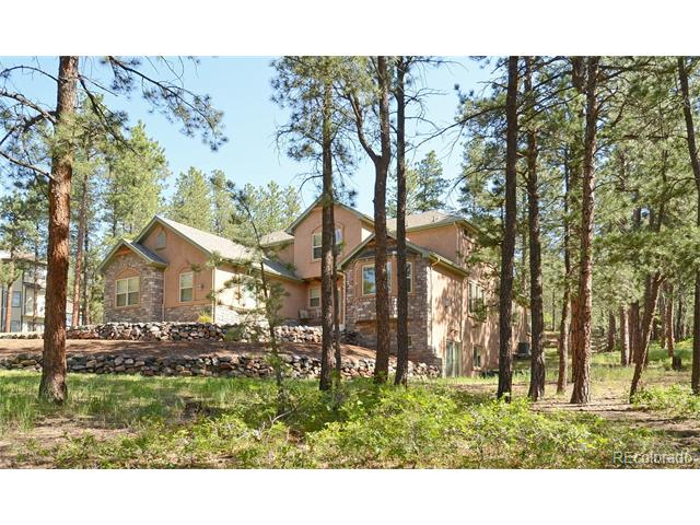 4345 Red Rock Drive, Larkspur, CO 80118