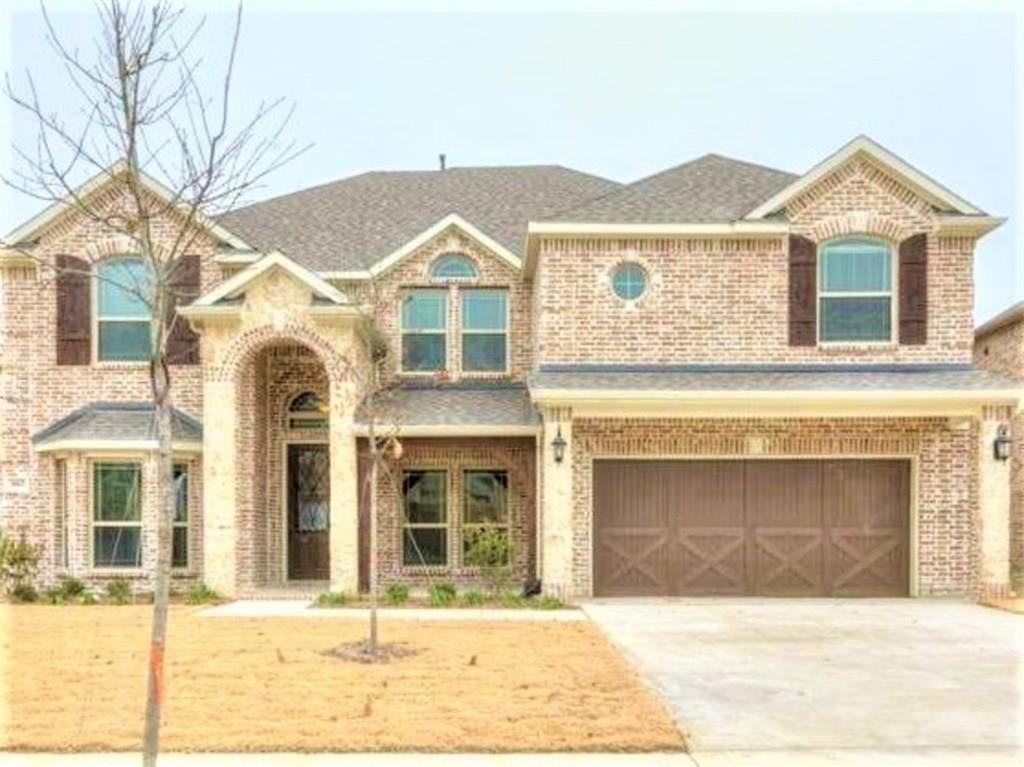 3662 Caruth Lane, Frisco, TX 75034