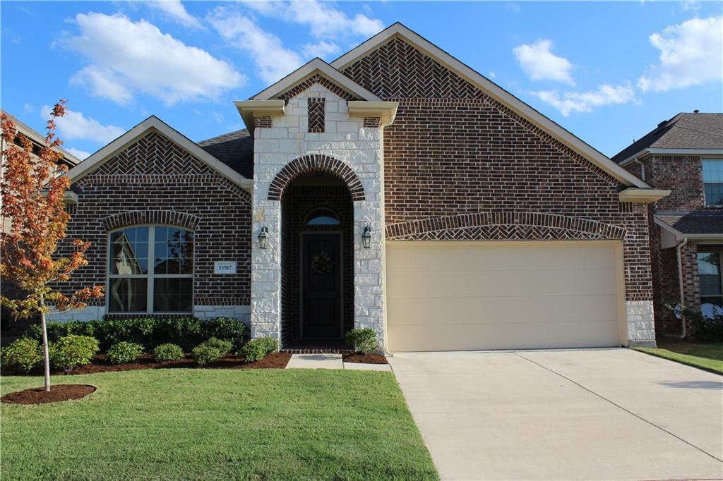 15917 Rockingham Street, Frisco, TX 75034