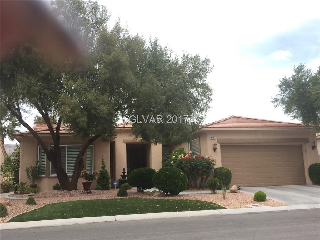 4757 REGALO BELLO Street, Las Vegas, NV 89135