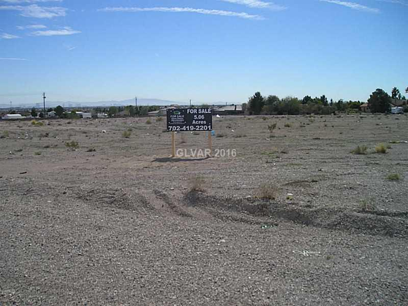TEE PEE LN AND LONE MOUNTAIN Road, Las Vegas, NV 89129