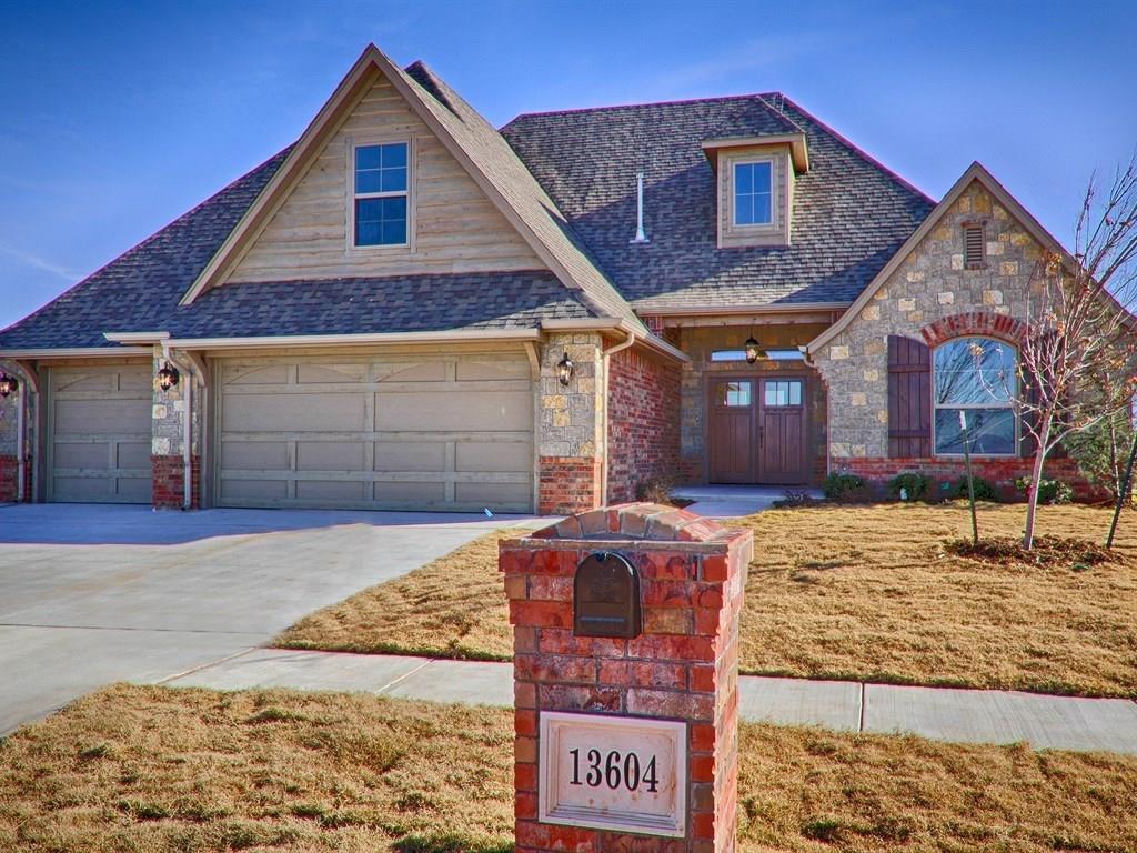 13604 Front Porch Drive, Piedmont, OK 73078