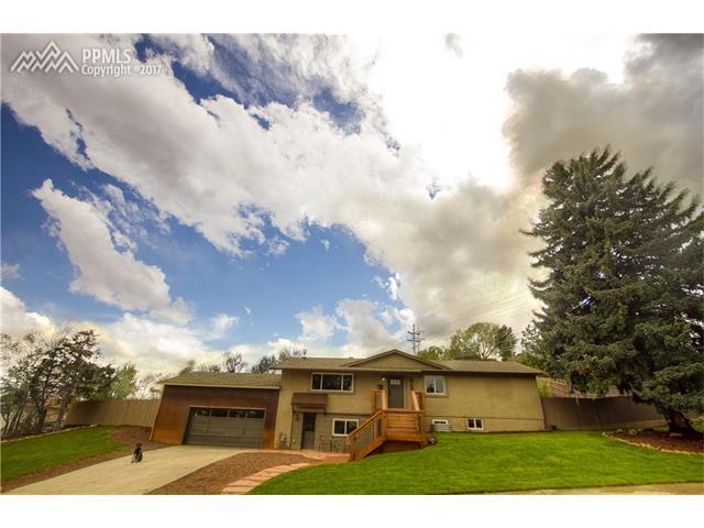 1109 VEGA Drive, Colorado Springs, CO 80906