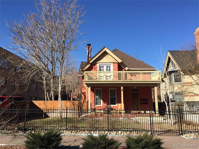 1143 N Logan Street, Denver, CO 80203