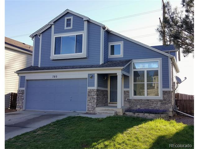780 S Carlton Street, Castle Rock, CO 80104