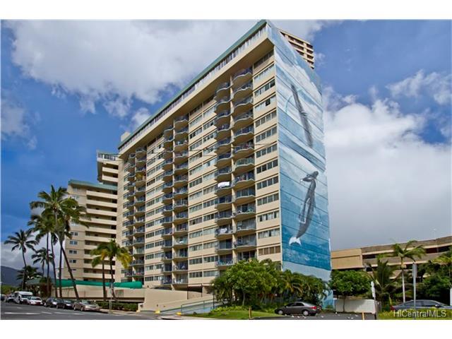 1909 Ala Wai Boulevard 1604, Honolulu, HI 96815