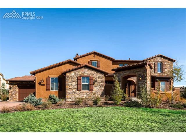 9891 Highland Glen Place, Colorado Springs, CO 80920