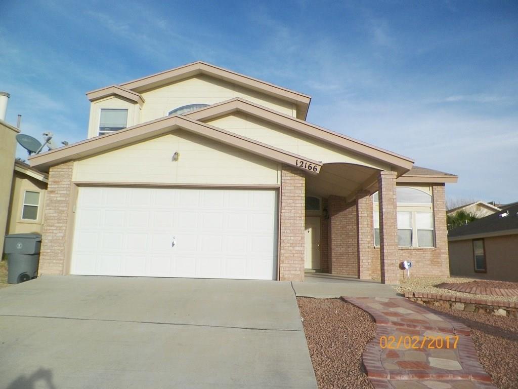 12166 SAINT LUCIA Drive, El Paso, TX 79936
