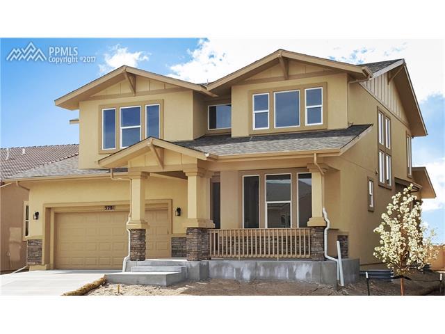 5281 Kenosha Pass Court, Colorado Springs, CO 80924