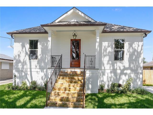 6111 PERLITA Street, New Orleans, LA 70122