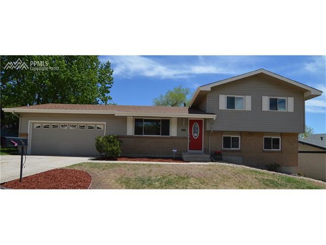 2625 Villa Loma Drive, Colorado Springs, CO 80917