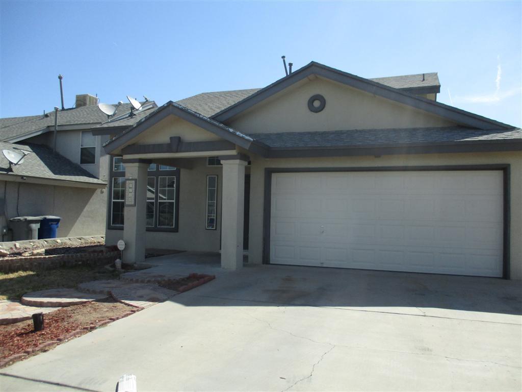 3720 Leticia Street, El Paso, TX 79936