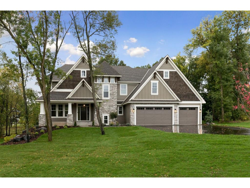 4 Lake Court, North Oaks, MN 55126