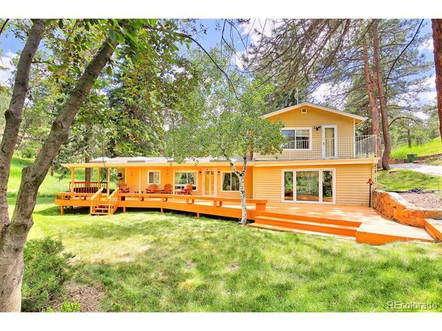 26995 Mesa Drive, Evergreen, CO 80439