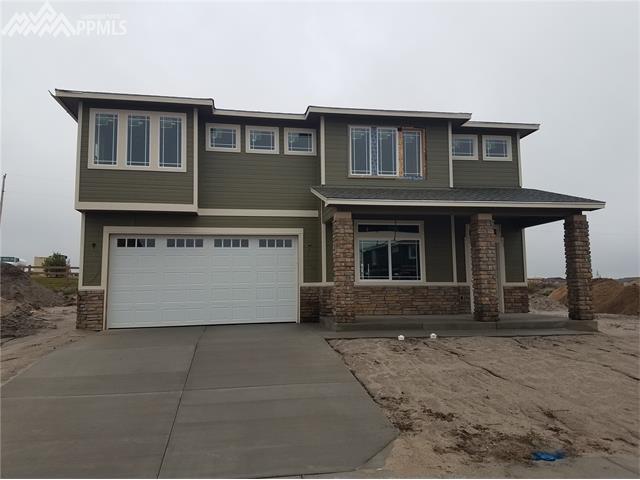 6521 Stonefly Drive, Colorado Springs, CO 80924