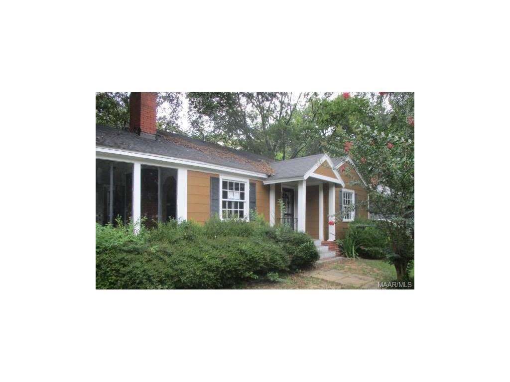 3338 S Hull Street, Montgomery, AL 36105