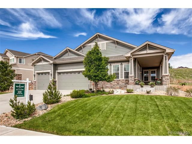 4897 Craftsman Drive, Parker, CO 80134