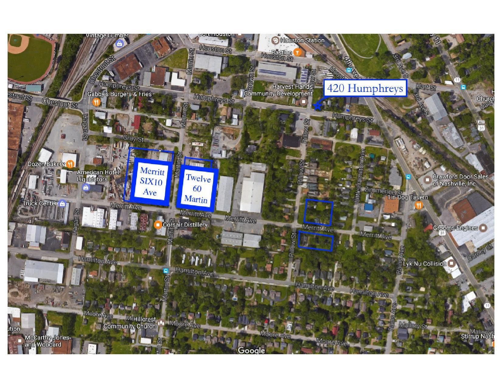 420 Humphreys, Nashville, TN 37203