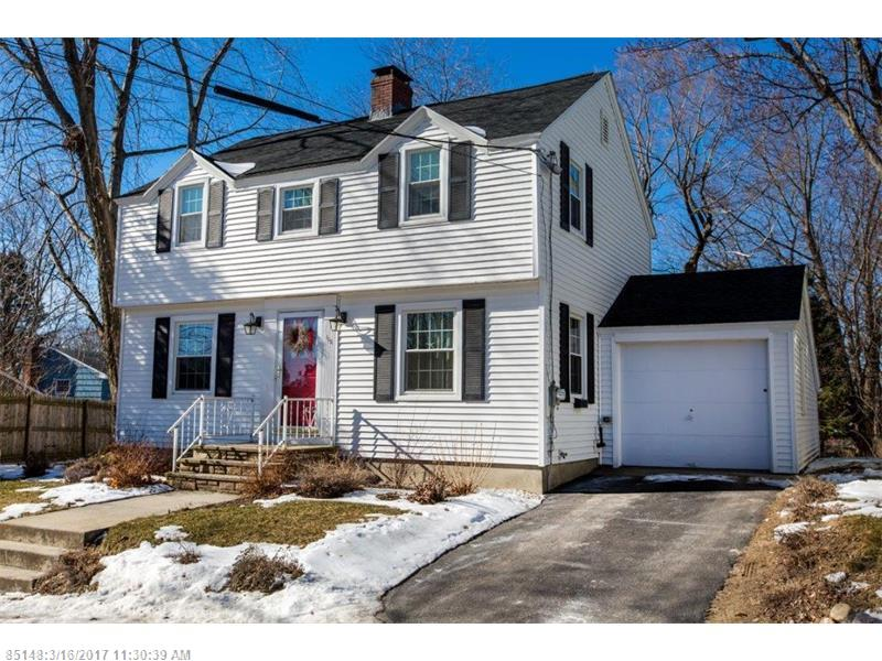 115 Hillside AVE , South Portland, ME 04106