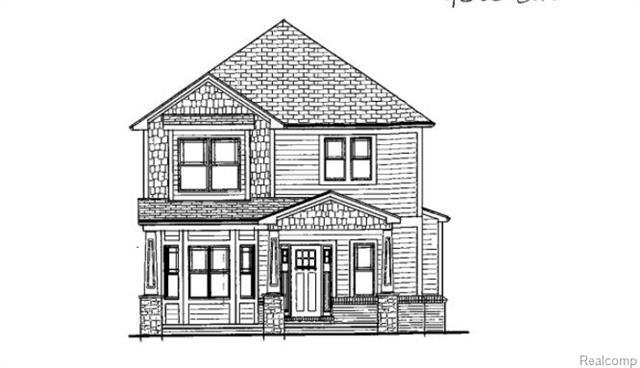 4252 ELLWOOD Avenue, Berkley, MI 48072