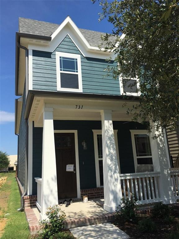 731 Hammond Street, Coppell, TX 75019