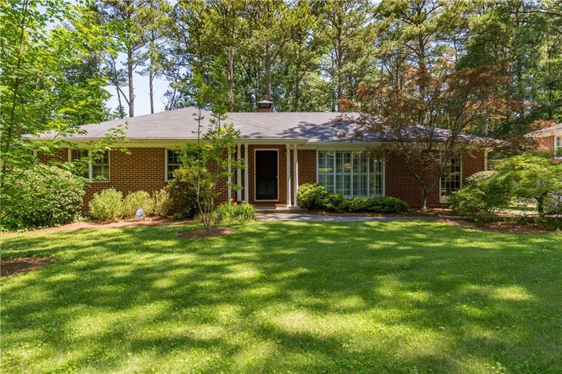 1424 NE Christmas Lane, Atlanta, GA 30329