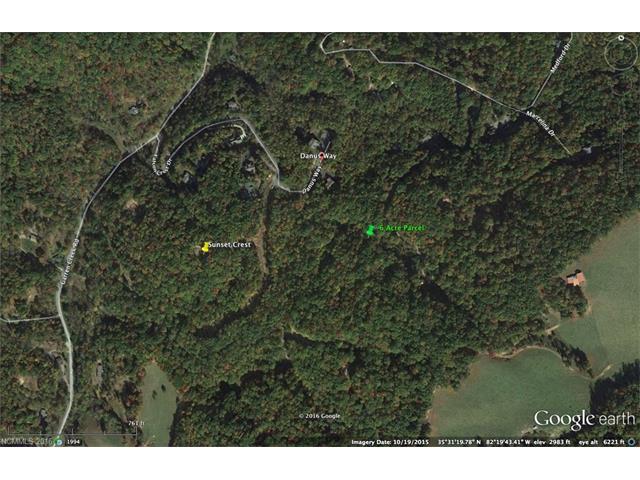00 Garren Creek Road NA, Fairview, NC 28730