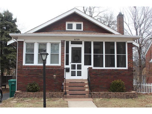 8729 Argyle Avenue, St Louis, MO 63114