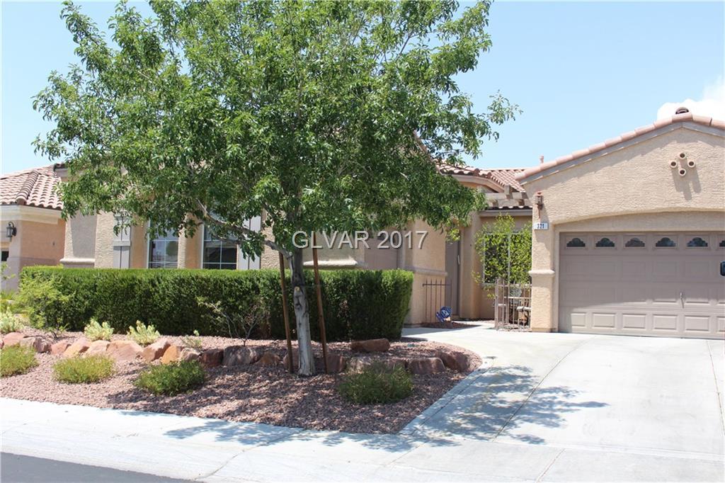 321 CORSICANA Street, Las Vegas, NV 89138
