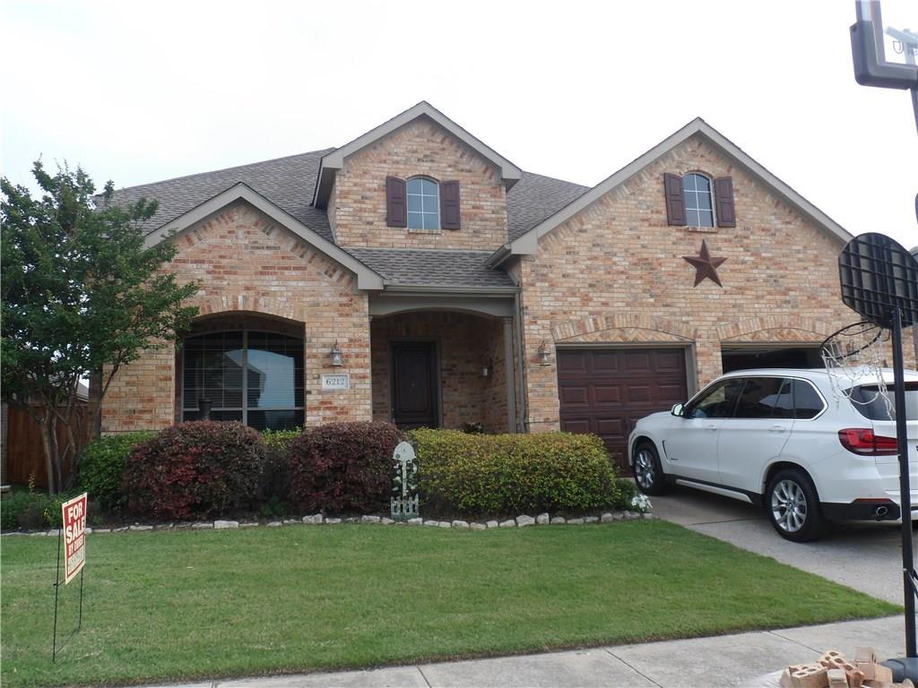 6212 Meadowcrest Lane, Sachse, TX 75048