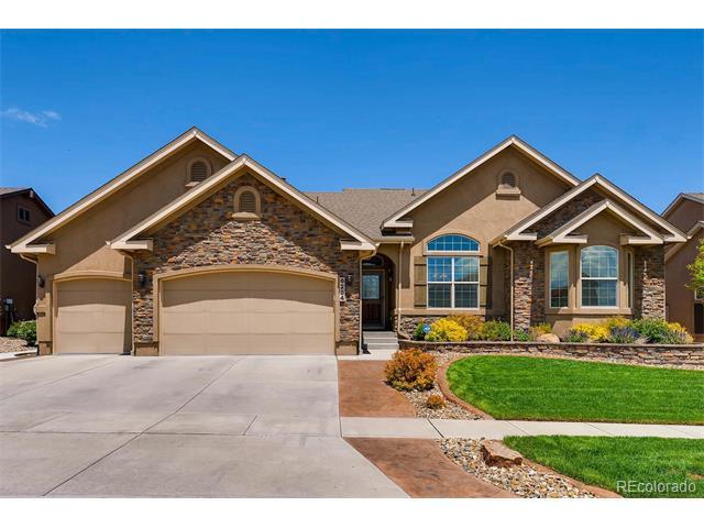 6284 Revelstoke Drive, Colorado Springs, CO 80924