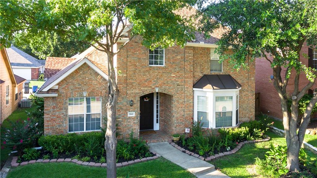 2042 Saint Ives Drive, Allen, TX 75013