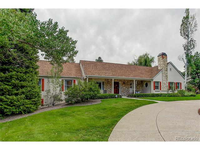 12 Glenridge Drive, Littleton, CO 80123