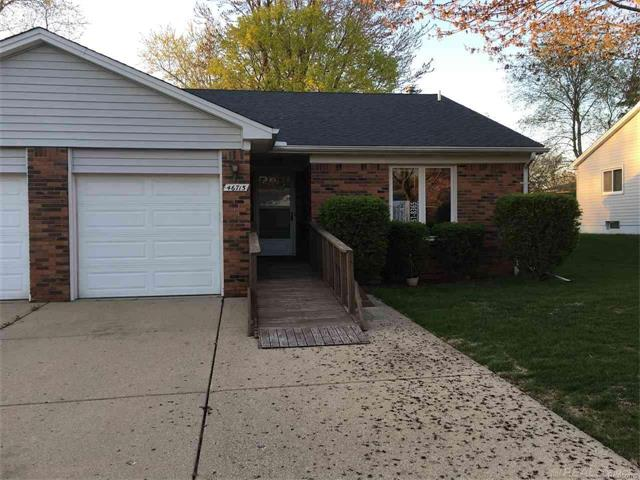 46715 Shelby Ct., SHELBY TWP, MI 48317