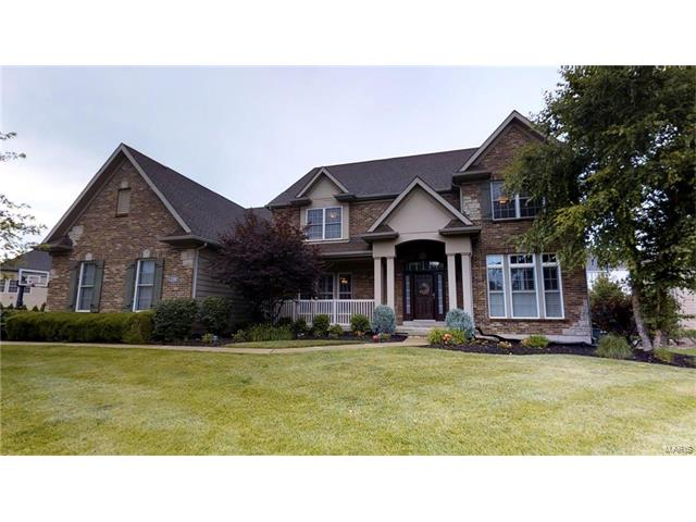 2381 Spring Mill Woods, St Charles, MO 63303