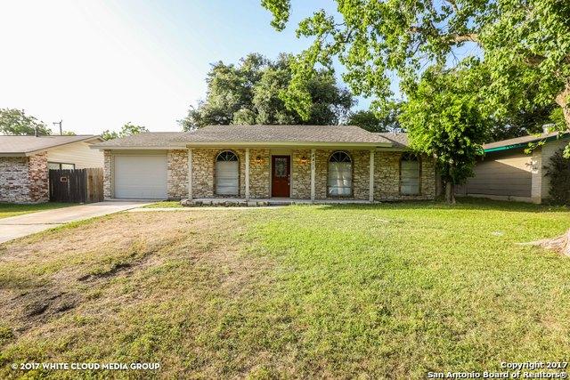 4411 BRIGHT SUN ST, San Antonio, TX 78217